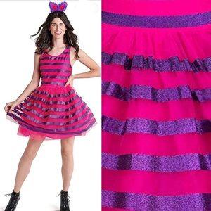 Disney Cheshire Adult Costume Alice in Wonderland